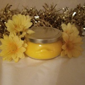 Oshun inspired Sunflower fragranced  soy candle